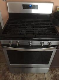 Whirlpool refrigerator and gas stove  Detroit