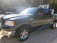 2004 Ford F-150 Clinton