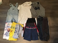 Toddler boy clothes size 2t Simi Valley, 93063
