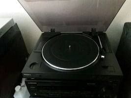 Turntable and receives