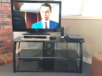 Black TV Stand Langley