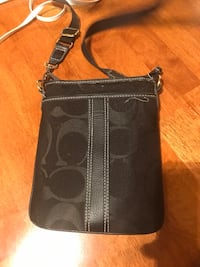 black and gray Coach wristlet Beaumont, 77703