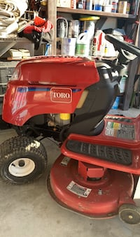 Toro ride Mower