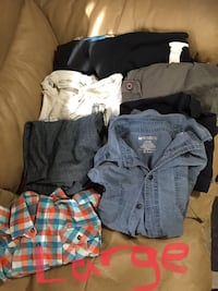 toddler's assorted clothes Edmonton, T5A 3S4