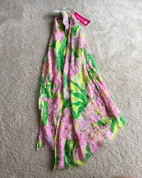Lilly Pulitzer sequin scarf NWT Centreville, 20121
