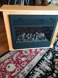 ELECTRIC FIREPLACE Edgewater