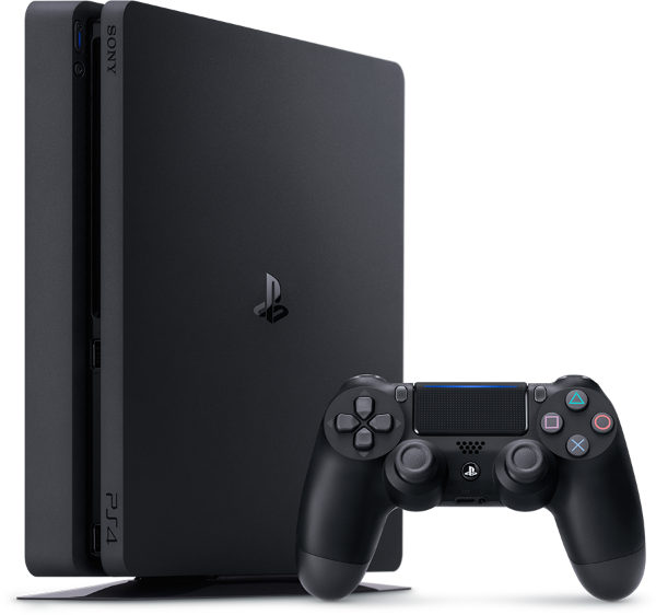 ($370 PICK UP TODAY) New PS4 In Box - with 5 games & controller