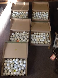 651 New and used golf balls Durham, 27712