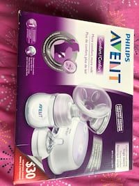 Avent Natural Single Electric Breast Pump - 4 oz! Richmond, V7A 3B5