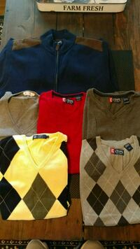 Six Sweater Vest (all 6 $20) Knoxville