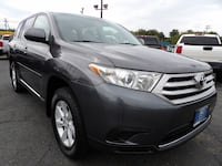 2013 Toyota Highlander Base 4WD Woodbridge