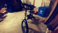 Bike bicycle with training wheels  Hamilton, L9B 1P9