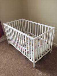 Infant Crib with Mattress Bunker Hill, 25413