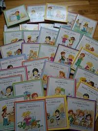 Kids Character books by Joy Berry,