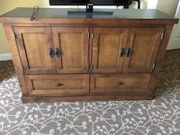 brown wooden cabinet with drawer Conway, 29526