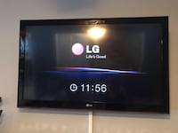 LG 42 inch television. Works great! 624 km