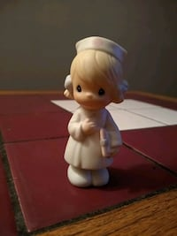 Precious Moments Jan Nurse figurine