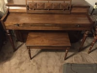 Baldwin Piano (negotiable)(Has Been Tuned Up works PERFECTLY)