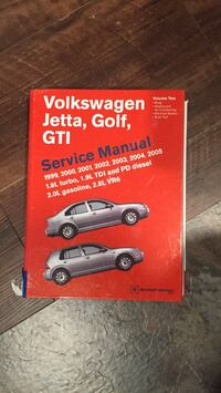 volkswagen hetta golf gti service manual