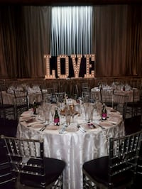 Wedding Decor Package $395 Vaughan