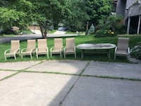 Tropitone Outdoor Table and Chairs Plymouth, 55446