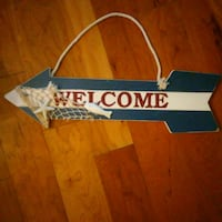 Welcome Sign for sale Virginia Beach, 23455