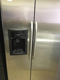 Ge Fridge Comes With a 30 day Warranty  Pearl, 39208