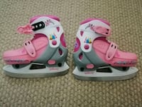 VEUC princess skate size 13J to Youth size 1 Coquitlam