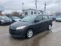2014 Mazda 5, 6 Passenger, clean car, no accident, Waterloo