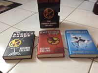 Hunger Games Trilogy Courtice