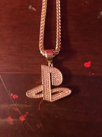 Gold PlayStation chain