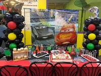 party planning and rentals. Brampton
