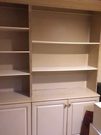 2 Lighted shelving unit Cambridge, N1T 1P1
