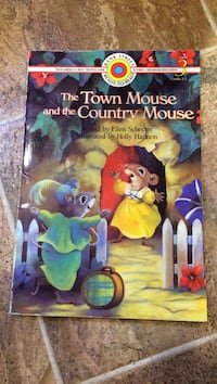 The Town Mouse and the Country Mouse Pocono Summit