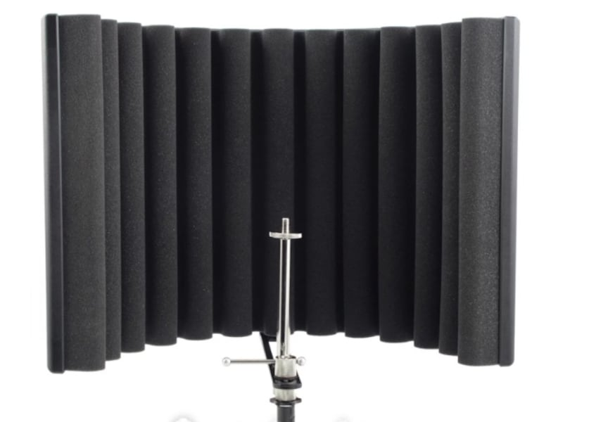 Reflexion Filter X Portable Vocal Booth & On-Stage Tripod Microphone Boom Stand a9ac9001-737f-48f5-97ab-7836a9645452