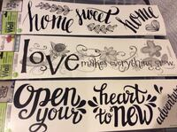 Wall decals, transfers and stencils Brampton
