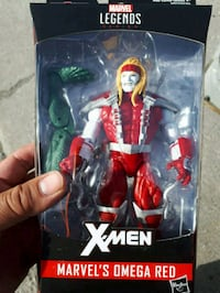 Marvel legends Omega Red Toronto, M9V 5E5