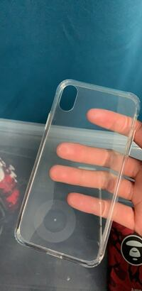 Clear case Iphone XR Vancouver, V5V 4S1