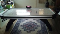 black wooden air hockey table Chino Valley, 86323