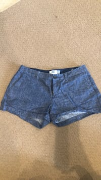 women's blue denim short shorts Fairfax, 22030