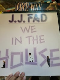 We in The House vinyl record