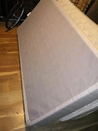 white and gray floral mattress 46 km