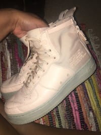 SF Air Force 1 Mid , Womens size 8 Bethesda, 20817