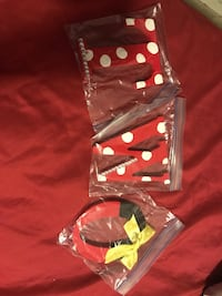 Minnie Mouse inspired letters Covington, 70435