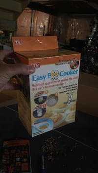 easy egg cooker box Barrie, L4N 0Y2