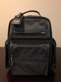 Tumi Alpha T-Pass Business Class Brief Pack Backpack New York, 10001