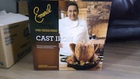 Pre seasoned cast iron beer can chicken cooker Lincoln, L0R 1B7