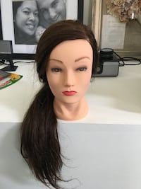 New cosmetology doll for hair and makeup Rutherford, 07070