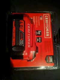 Craftsman v20 4.0ah lithium ion battery