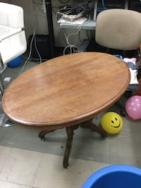 Wood table Whitchurch-Stouffville, L0H 1G0